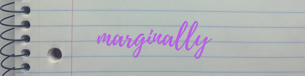 marginally